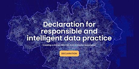 Declaration for Responsible & Intelligent Data Practice – sprint co-design tickets