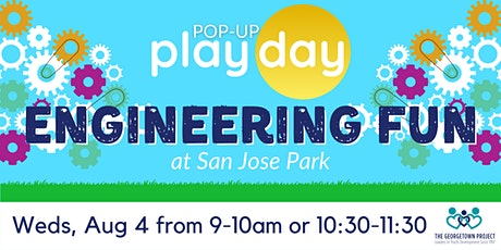 Pop Up Play Day: Engineering Fun tickets