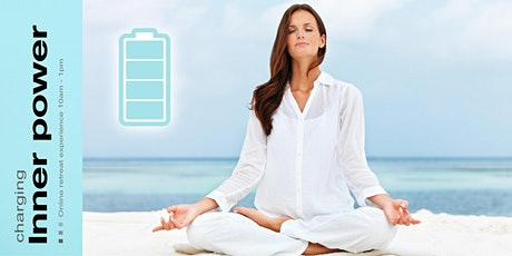 Free Online Retreat Experience:  Sourcing Inner Strength tickets