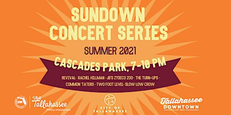 Sundown Concert Series– Two Foot Level and Slow Low Crow tickets