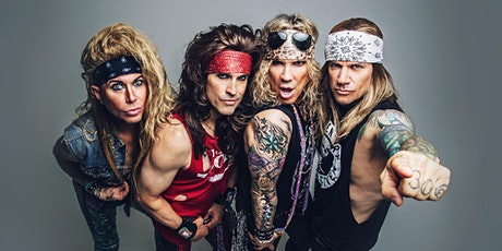 Steel Panther - Heavy Metal Rules Tour tickets