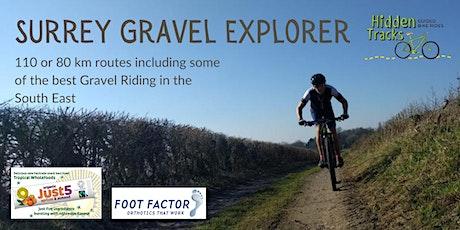 Surrey Gravel Explorer tickets