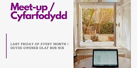 Meet up: Content / Cwrdd:  Cynnwys tickets