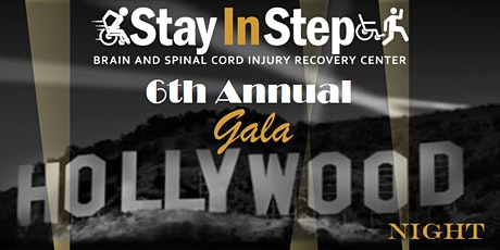 6th Annual Stay In Step Gala tickets