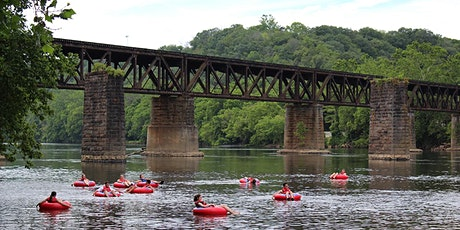 City of Radford Excursion: Float the New River at Bisset Park tickets