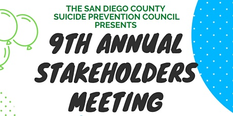 2021 SPC Annual Stakeholders Meeting tickets