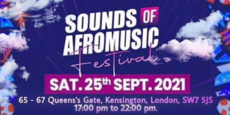 Soundsofafromusicfestival headlined by BM  from (Congo) tickets