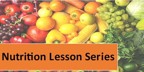 Nutrition Lesson Series tickets