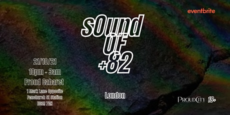 Sound of +82   K-Hiphop & K-Pop   Proud City in London (Tower Hill Station) tickets
