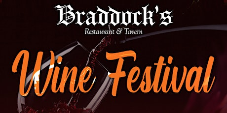 Braddock's Mountain Top Events Wine Festival - July 17th and 18th, 2021 tickets