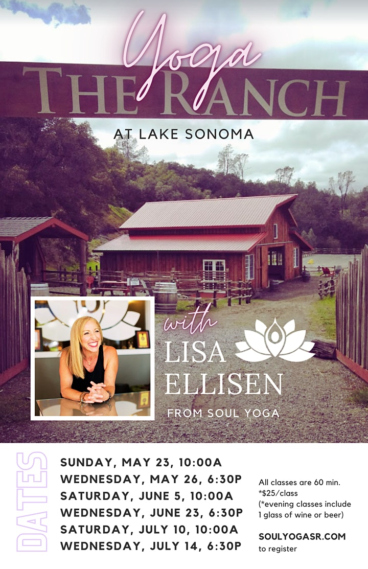 Yoga at the Ranch with Lisa Ellisen image