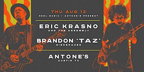 "Eric Krasno & The Assembly w/ Brandon ""Taz"" Niederauer (Austin Debuts!) tickets"