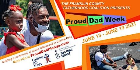 Proud Dad Week tickets