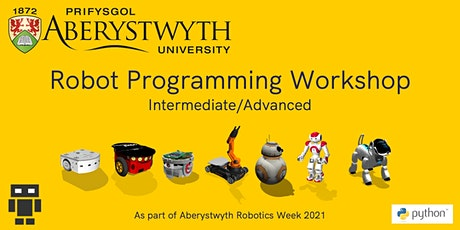 Robot Programming Workshop tickets