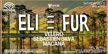 ELI & FUR @ Treehouse Miami tickets