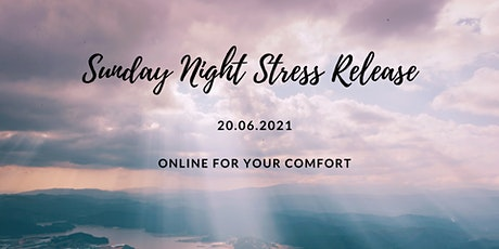 Sunday Night Stress Release Online Class biljetter