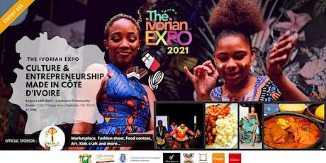 THE IVORIAN EXPO ATLANTA 2021 tickets