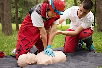Emergency First Aid at Work, CPR / AED, at Fordhall Farm, Market Drayton tickets