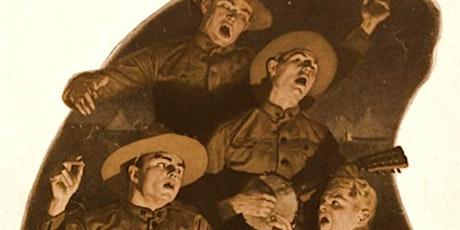 Music in War, Music AT War--RESCHEDULED tickets