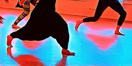 African Dance Class with Etienne Cakpo in June (10am MON & WED) tickets