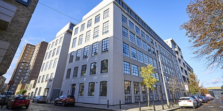 Open House: RÆBURN Lab in the Textile Building, Hackney tickets