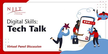 Digital Skills: Tech Talk tickets