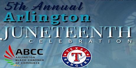 5th Annual Arlington Juneteenth Celebration tickets