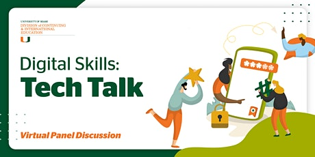 Digital Skills Tech Talk: Breaking Into the Industry | Virtual Discussion tickets