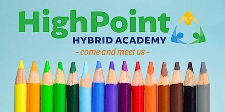 HighPoint Hybrid Virtual Info Meeting on Aug. 3 tickets