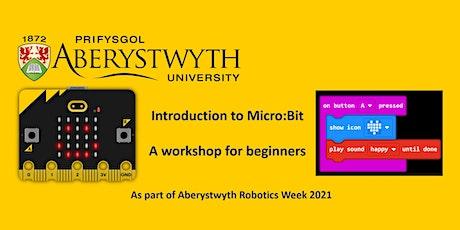 Micro:Bit workshop for beginners tickets