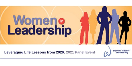 Women in Leadership: Leveraging Life Lessons from 2020 tickets