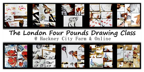 The London Four Pounds Drawing Class tickets