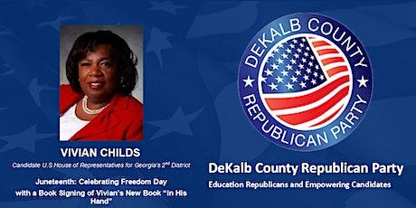 DeKalb GOP Breakfast with Vivian Childs tickets