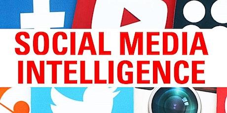 Corso formativo online SOCIAL MEDIA INTELLIGENCE biglietti