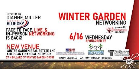 Winter Garden Rockstar Connect Networking Event (June, near Orlando) tickets