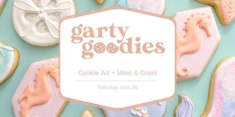 Cookie Art + Meet and Greet: GartyGoodies tickets