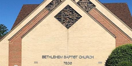 Sunday Church Service - JMM Test tickets