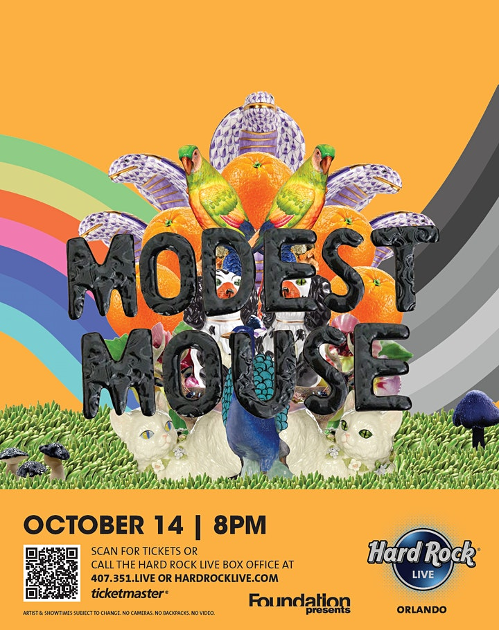 Modest Mouse image