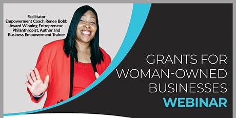 How to Secure Grant Funds For Your Business or Nonprofit Worskhop tickets