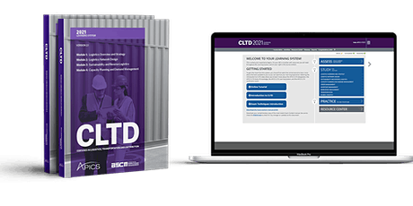 APICS.sg CLTD Certified in Logistics, Transportation and Distribution tickets