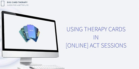 ACT  - Digital Therapy Cards tickets