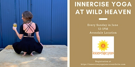 Innercise Yoga at Wild Heaven - June tickets