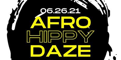 Afro Hippy Daze! tickets