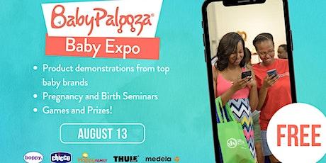 Babypalooza Baby & Maternity Expo tickets