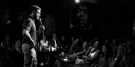 Late Night At The Comedy Shop tickets