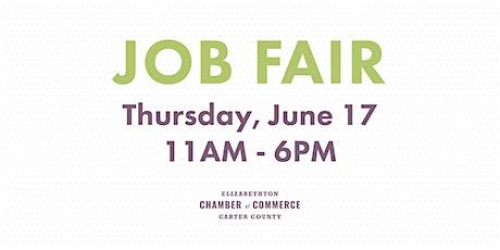 Chamber Job Fair - Business Signup tickets