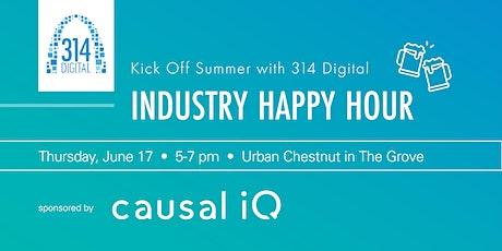 314 Digital's Happy Hour for Digital Media/Marketing/Advertising Industry tickets