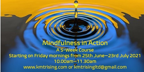 Mindfulness in Action Course tickets