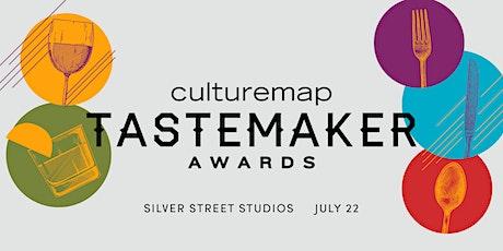 2021 CultureMap Houston Tastemaker Awards tickets