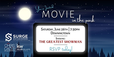 Client Appreciation Movie in the Park! tickets